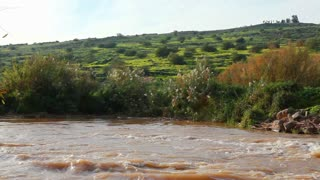 Jordan River in Israel 3