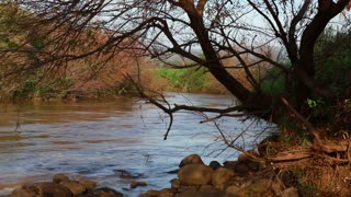 Jordan River in Israel 6