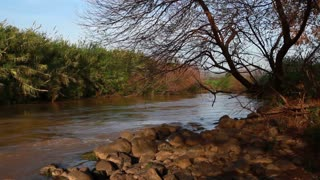 Jordan River in Israel 9