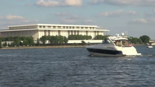 Kennedy Center View From the Potomac River