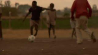 Kids playing soccer 10
