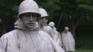 Korean War Veterans Memorial 3