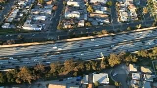 LA 101 Aerial Flyby