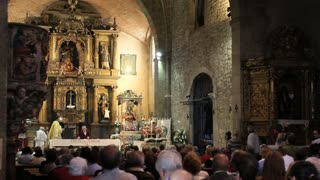 La Alberca Church Service 4