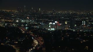 LA City Overlook Timelapse