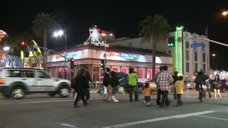 LA Crosswalk Timelapse