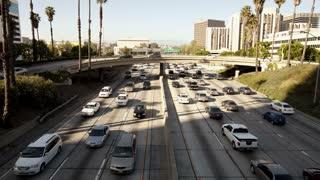 LA Highway Timelapse 1