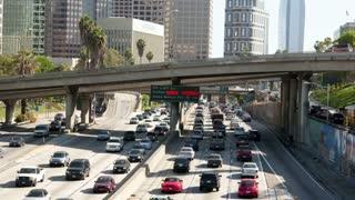 LA Highway Timelapse 2