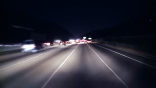LA Nighttime Driving TL