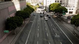 LA Stoplight Timelapse