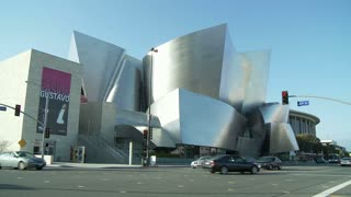 LA Walt Disney Concert Hall