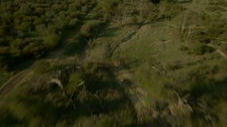Landscape Hill Tilt