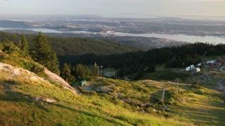 Landscape view of Vancouver