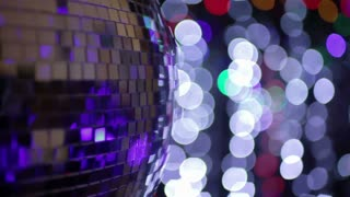 Large Disco Light Frenzy