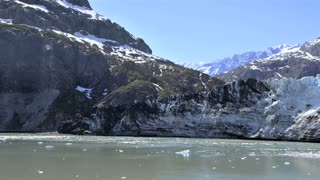 Large Glacier Mountain