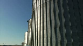Large Grain Elevators