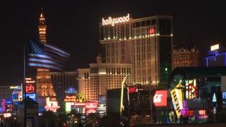 Las Vegas Casino Walkway Timelapse