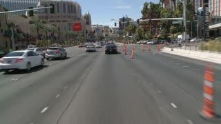 Las Vegas Daytime Traffic