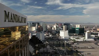 Las Vegas, Hotels and Casinos along the Strip, Nevada, United States of America