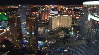 Las Vegas Night Skyline