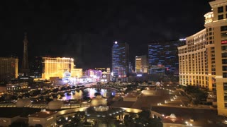 Las Vegas Strip Time Lapse Night Into Day