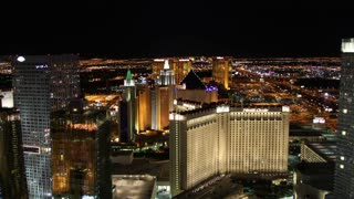 Las Vegas Sunrise Distance Timelapse