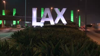 LAX Highway Timelapse