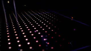 LED Floor Patterns