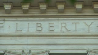 Liberty Engraved into the Supreme Court Building