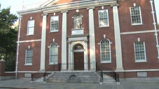 Library Hall Tilt