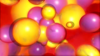 Light atom reaction balls