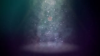 Light Column Particles