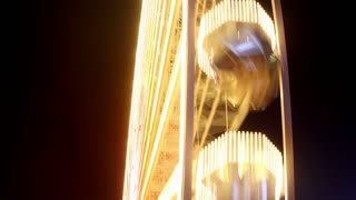 Light Ferris Wheel
