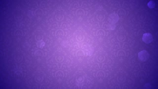 Light Pattern Particles Purple