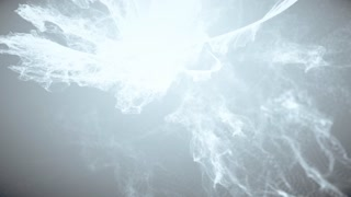 Light Splashes Abstract Background
