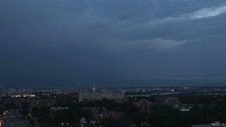Lightning over DC Skyline