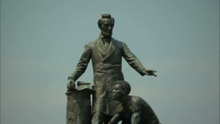 Lincoln Emancipation Monument 2