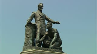 Lincoln Emancipation Monument 3