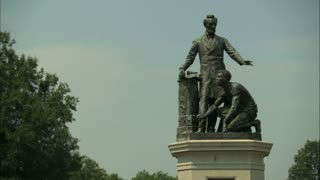 Lincoln Emancipation Monument