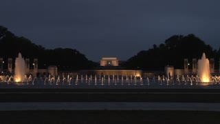 Lincoln Memorial from Across Reflecting Pool