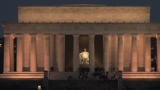 Lincoln Memorial Zoom