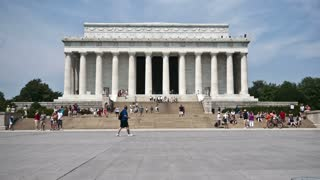 Lincoln Monument Timelapse