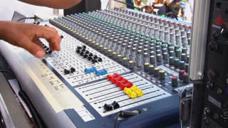 Live Sound Engineer