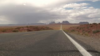 Locating The Monument Valley Highway