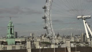 London Eye and City Views