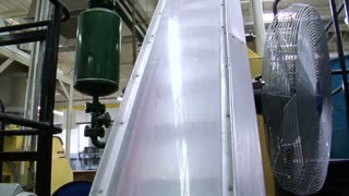 Long Industrial Conveyor Belt