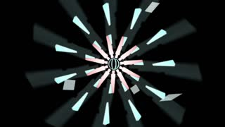 Looping Pinwheel Zoom