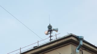 Loudspeaker On The Roof