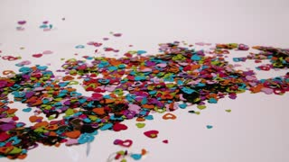 Love Forms in Confetti 1
