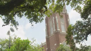 Loyola University, Campus Cathedral, New Orleans